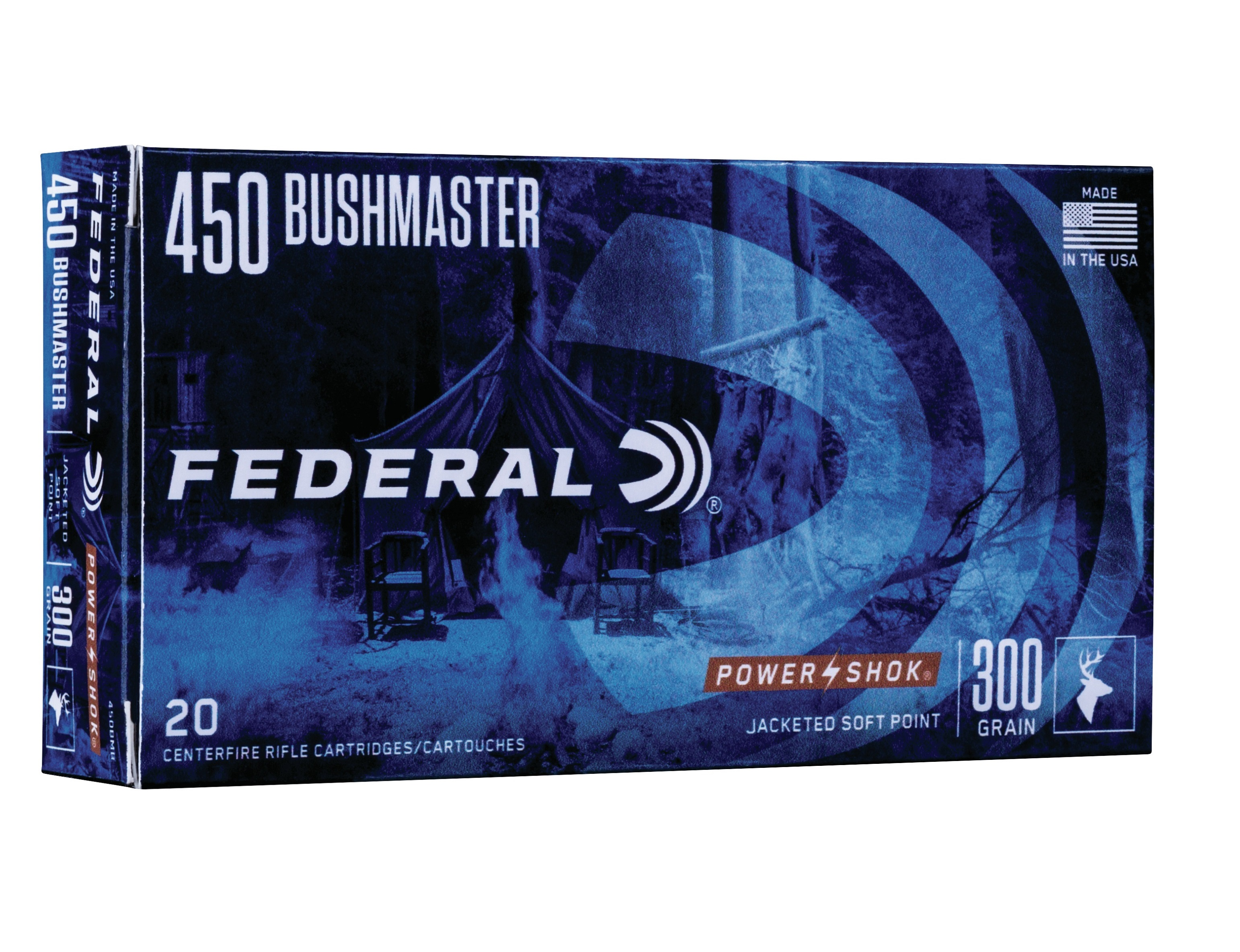 Federal Ammunition Announces New Loads in 450 Bushmaster
