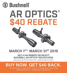 Bushnell Rebate