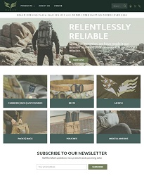 Eagle Industries ecommerce