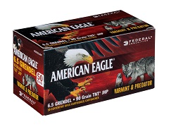 American Eagle 6.8 SPC and 6.5 Grendel