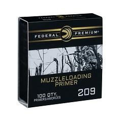 Federal Premium 209 Muzzleloading Primer