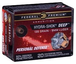 Hydra-Shok Deep