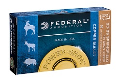 Federal Power-Shok Copper