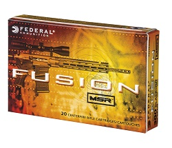 Fusion MSR 300 Blackout