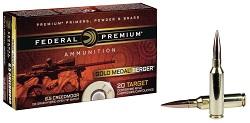 Federal Premium Gold Medal Berger