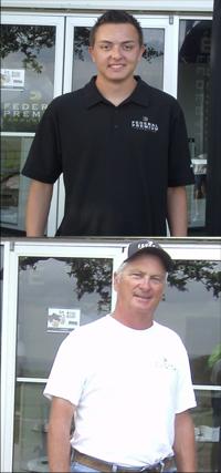 Team Federal Premium -- Ben Larson and Bob Munson