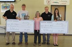 2014 Tom Knapp Memorial Scholarship Winners